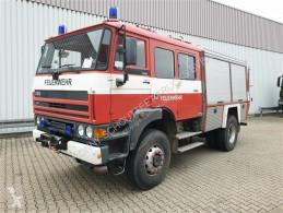 Camión bomberos DAF 2100 Turbo 4x4 Doka 2100 Turbo 4x4 Doka, HLF 24/30, Seilwinde mit Funk
