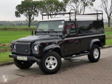 Véhicule de société Land Rover Defender 110 2.4 TD grijs kenteken ac