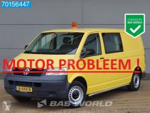 Volkswagen Transporter 1.9 TDI 102pk Dubbele cabine Lang Trekhaak 4m3 Double cabin Towbar fourgon utilitaire occasion