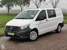 Bestelwagen Mercedes Vito 114 cdi dubbelcabine!