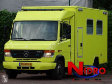 Ambulance Mercedes Vario 818 AMBULANCE AIR SUSPENSION ENGINEBRAKE LBW