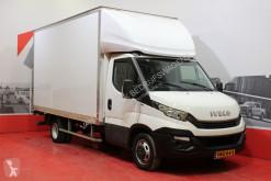 Utilitaire caisse grand volume Iveco Daily 35C16V 160 pk Bakwagen met laadklep en dubbel lucht.