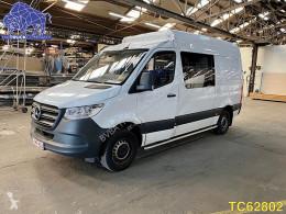 Fourgon utilitaire Mercedes Sprinter 314 CDI L2H2 - double cab - Euro 6