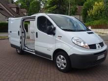 Renault Kühlwagen bis 7,5t Frischdienst Trafic L1H1 2,0L DCI 115 CV