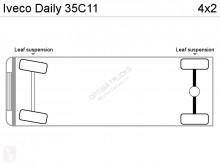 Преглед на снимките Лекотоварен автомобил Iveco Daily 35C11