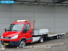 Zobaczyć zdjęcia Pojazd dostawczy Iveco Daily 35C17 12Tons BE Trekker Oplegger Kraan Combinatie Cruise control