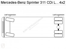 Voir les photos Véhicule utilitaire Mercedes Sprinter 314 CDi L2H2 Euro 6
