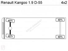 Voir les photos Véhicule utilitaire Renault Kangoo 1.9 D-55