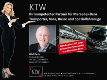 Bilder ansehen Mercedes Citan 111 Tourer Edition,lang,EURO6 d-Temp Transporter/Leicht-LKW
