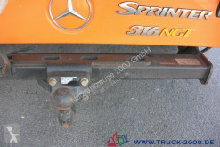 Voir les photos Véhicule utilitaire Mercedes Sprinter 316 NTG Müllsammel Fuß-Gehweg Reinigung