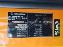 Voir les photos Camion Unimog U300 Mercedes-Benz U300 4x4 Hydraulik Standheizung