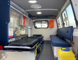 Zobaczyć zdjęcia Pojazd dostawczy Toyota Land Cruiser 4×4 VDJ78L 4.5 V8 Ambulance (NEW) – Complete with BLS Equipment – Only for sale outside the EU / Fully Equipped