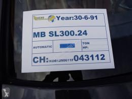 Zobaczyć zdjęcia Pojazd dostawczy Mercedes Classe SL 300.24 + Automaat + Hard Top + FULL OPTION