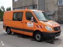Zobaczyć zdjęcia Pojazd dostawczy Mercedes Sprinter 309 CDI