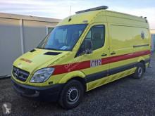 Voir les photos Véhicule utilitaire Mercedes 316 CDI ( Belgian registration )