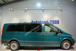 Voir les photos Véhicule utilitaire Mercedes Vito 111 CDI Extra Lang Autom. 8 Sitze *TÜV NEU*
