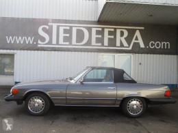 Voir les photos Véhicule utilitaire Mercedes Classe SL 380 , V8 , Automatic , Airco , Leather seats , Cabrio