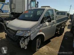 Zobaczyć zdjęcia Pojazd dostawczy Volkswagen T5 Volant Volante   Transporter (7H)(04.2003->) 1.9 Combi (lar pour véhicule utilitaire   Transporter (7H)(04.2003->) 1.9 Combi (largo) techo elevado [1,9 Ltr. - 62 kW TDI CAT (BRR)]
