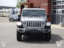 Voir les photos Véhicule utilitaire Jeep Wrangler JL Unlimited 2.0T E-Torque Mild-Hybrid - Sahara - New - Full Spec