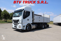 Vedere le foto Camion Iveco Stralis STRALIS 460 MOTR 3 ASSI RIBALTABILE BILAT EURO 6