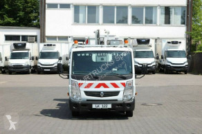 Zobaczyć zdjęcia Pojazd dostawczy Renault  Maxity Bühne 10m/2 Per.Korb 200kg/deutsche Zula