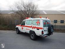 Voir les photos Véhicule utilitaire Toyota Land Cruiser Ambulance, VDJ 78, 4.2L