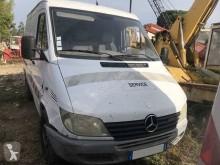 Voir les photos Véhicule utilitaire Mercedes 208 CDI