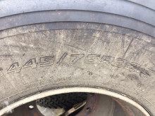 View images Goodyear OMNITRUS MSS 445/75R22.5 (DOT2415) truck part