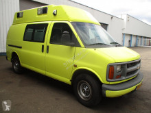 Voir les photos Véhicule utilitaire Chevrolet Chevy Van GMT 600 , Ambulance , Airco , with camper registration