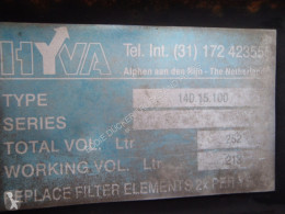 Vedere le foto Veicolo commerciale Hyva HYDRAULIEKTANK TYPE:140.15.100 252 LITER