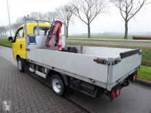 Bekijk foto's Bedrijfswagen KIA SE 2.5 dci  laadkraa
