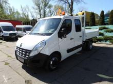 Zobaczyć zdjęcia Pojazd dostawczy Renault MASTERSKRZYNIA DOKA WYWROTKA 7 MIEJSC KLIMATYZACJA [ 0509 ]