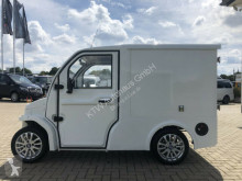 Voir les photos Véhicule utilitaire nc URBEE 2S EV Truck L7e,45Km/h,Elektro