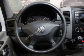 Vedere le foto Veicolo commerciale Volkswagen Crafter 35 2.0 TDI 140 pk 410x213x270/Open Laadbak met Huif/2xSchuifzeil//Tacho/Trekhaak/Standkachel