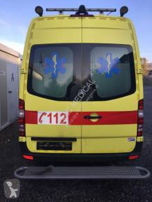 Voir les photos Véhicule utilitaire Mercedes 316 CDI AMBULANCE (Belgium registrationpapers)