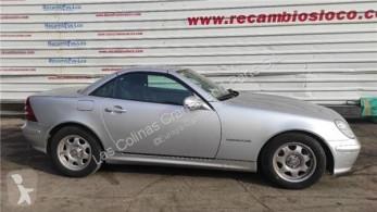 Zobaczyć zdjęcia Pojazd dostawczy nc Boîte de vitesses Caja Velocidades Mercedes-Benz Clase SLK (BM 170)(1996->) 2.0 20 pour voiture MERCEDES-BENZ Clase SLK (BM 170)(1996->) 2.0 200 Compressor Special Edition (170.444) [2,0 Ltr. - 120 kW Compresor CAT]