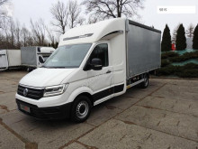 Zobaczyć zdjęcia Pojazd dostawczy Volkswagen CRAFTERPLANDEKA 10 PALET WEBASTO