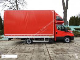 Zobaczyć zdjęcia Pojazd dostawczy Iveco DAILYNOWY 35S18 PLANDEKA 8 PALET KLIMATYZACJA