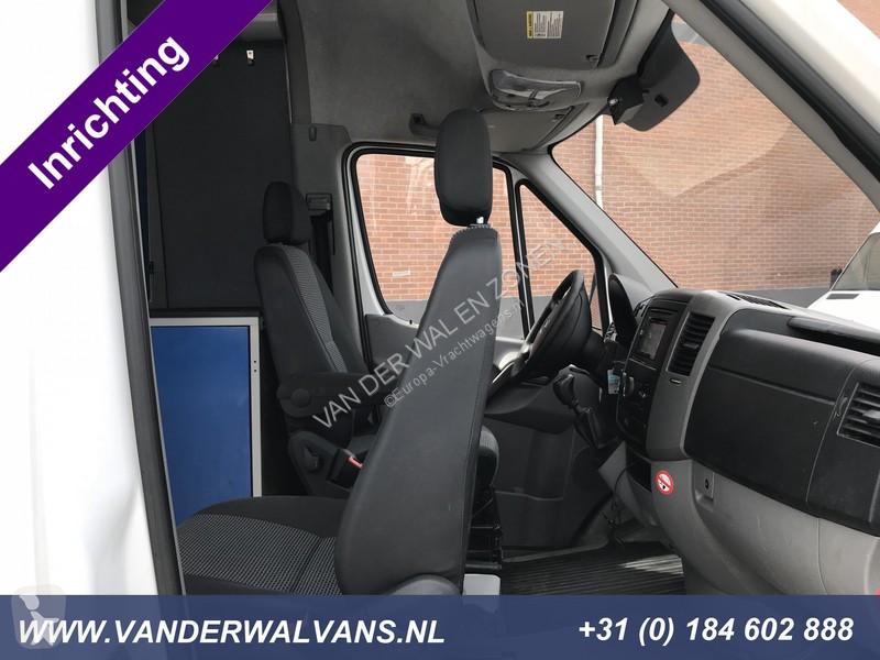 Draaistoel In Auto.عربة نفعية Mercedes عربة نفعية بصندوق ذي حجم كبير Sprinter 519cdi