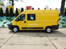 Zobaczyć zdjęcia Pojazd dostawczy Peugeot BOXERFURGON BRYGADOWY 7 MIEJSC TEMPOMAT SERWIS ASO [ 3535 ]