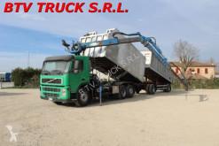 Voir les photos Camion remorque Volvo FM 12 420 RIBALTABILE POSTERIORE GRU