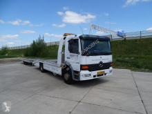 Voir les photos Camion remorque Mercedes 970.25 Oprijwagen + Aanhanger (Autotransporter)