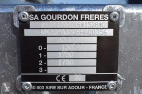 Voir les photos Véhicule utilitaire Gourdon PORTE ENGINS GPA 350 GALVANISE