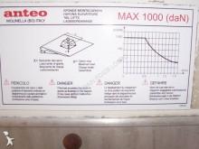 sistema idraulico Anteo