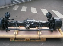 Mercedes differential / frame NEZ DE PONT & PONT MERCEDES MAN