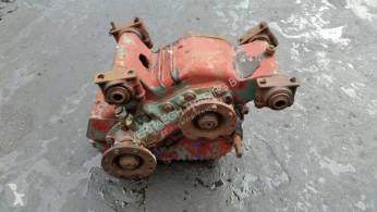 قطع غيار الآليات الثقيلة Mercedes VG نقل الحركة علبة السرعة مستعمل