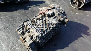 Repuestos para camiones ZF 16S151 transmisión caja de cambios usado