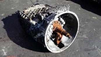 Repuestos para camiones ZF Ecosplit 16S151 transmisión caja de cambios usado