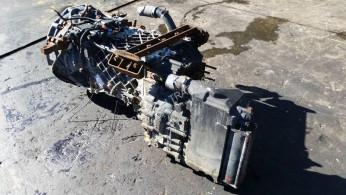ZF ecosplit 16S151IT tweedehands versnellingsbak