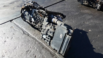 ZF ecosplit 16S151IT used gearbox
